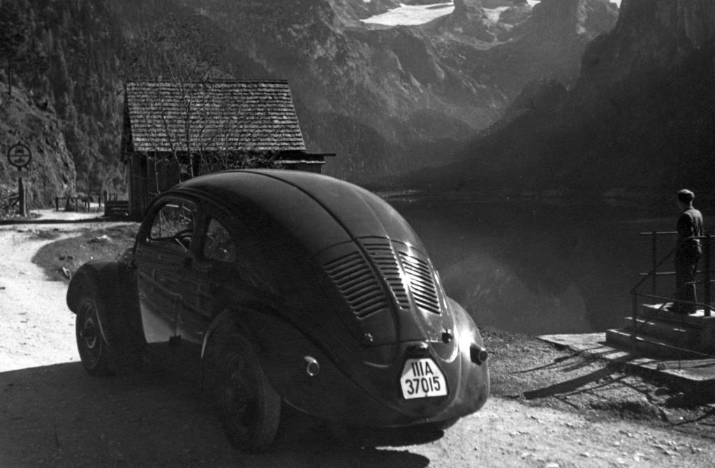 Vorläufer des VW Käfer: W30-Versuchswagen (1936/37)