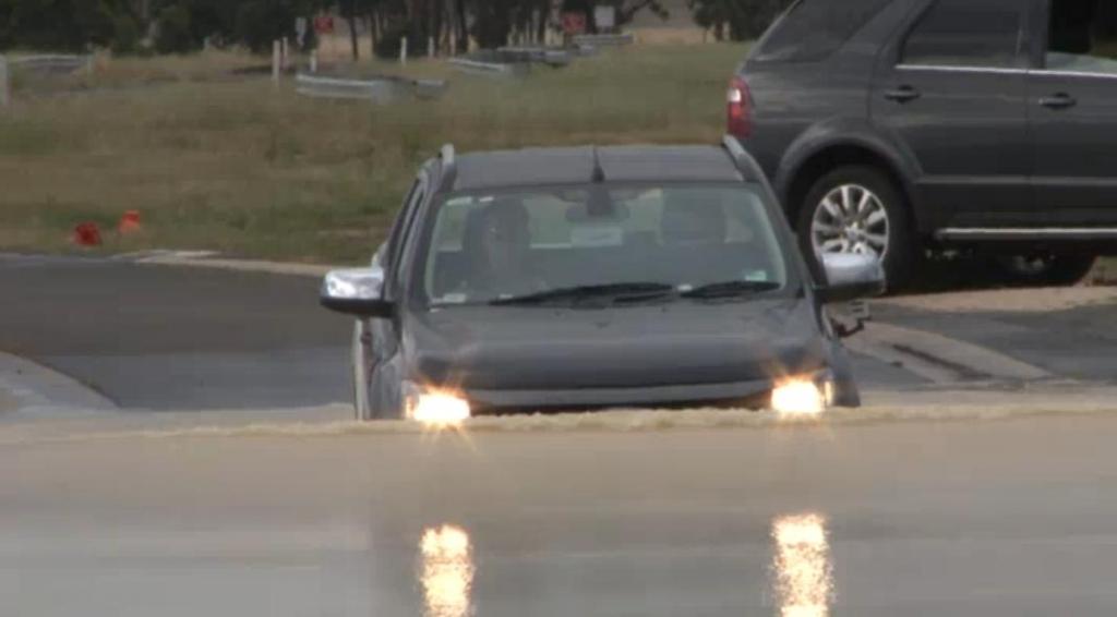 Wasser marsch! Ford Ranger erweist sich als Amphibien-Fahrzeug