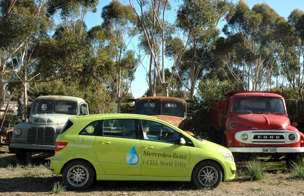 Wenn Wasser- mit Sauerstoff reagiert: Das Tagebuch einer Brennstoffzellen-Erfahrung