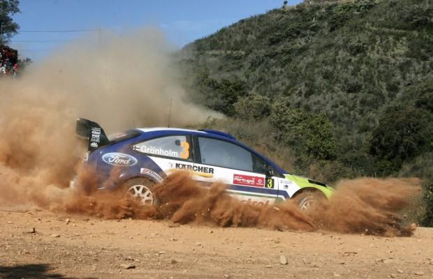 Werksteam Ford Abu Dhabi will Führung Rallye-WM wieder ausbauen