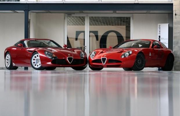 Zagato TZ3 Stradale - Super-Alfa zum Geburtstag