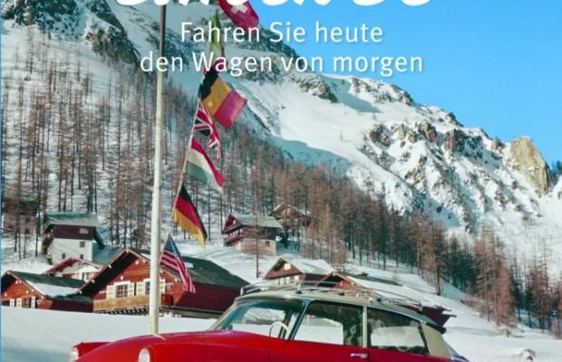 auto.de-Buchtipp: Citroën DS - Fahren Sie heute den Wagen von morgen