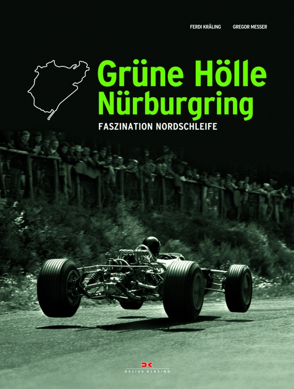 auto.de-Buchtipp: Grüne Hölle Nürburgring - Faszination Nordschleife