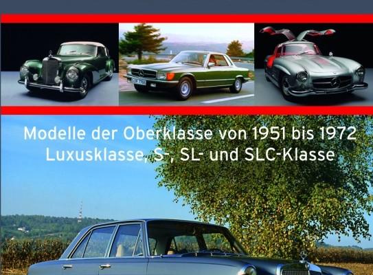 auto.de-Buchtipp: Mercedes-Benz Typenkunde - Modelle von 1951 bis 1972
