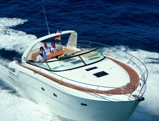 auto.de-Buchtipp: Motorboote - Typen - Technik - Fahrspass