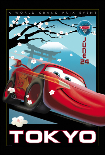 auto.de-Gewinnspiel: Zwei exklusive neue Charaktere aus Cars2 enthüllt