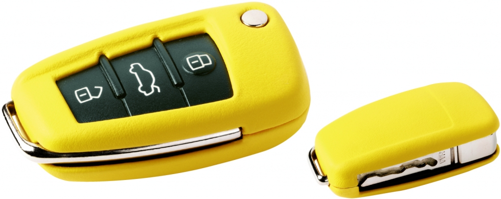 auto.de-Oster-Gewinnspiel: KEYART – Farbenfrohes für den Autoschlüssel