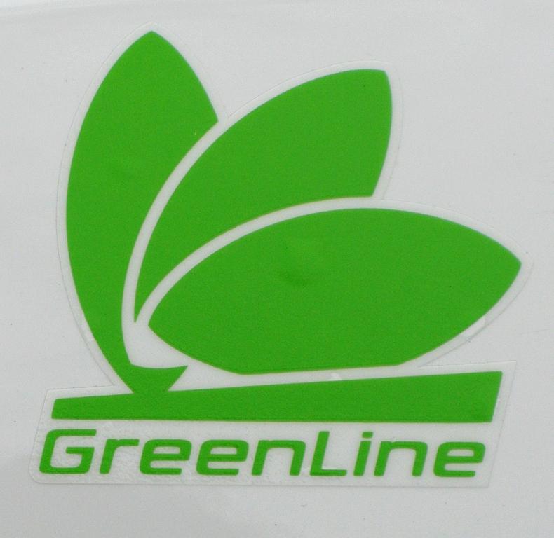 Škoda Greenline: So sieht das Zeichen für mehr Umweltfreundlichkeit bei den Tschechen aus.