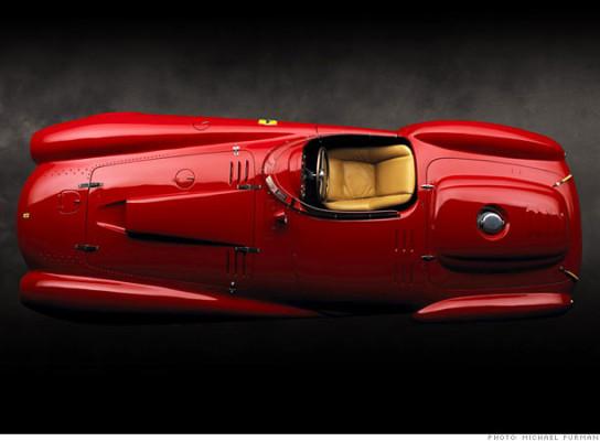1954er Ferrari 375 Plus, Foto: Michael Furman