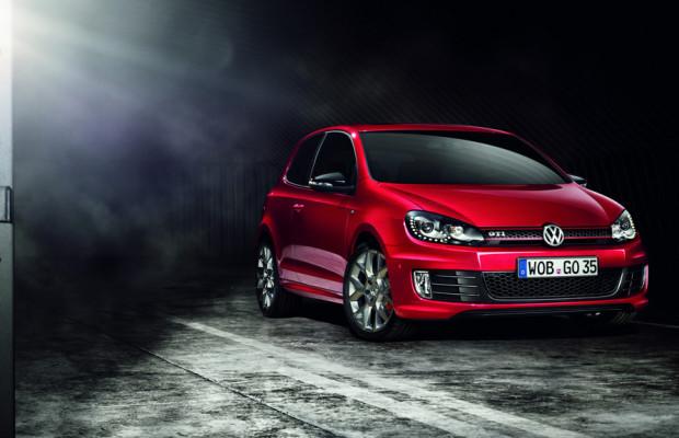 35 Jahre Golf GTI: Volkswagen feiert mit Sonderedition