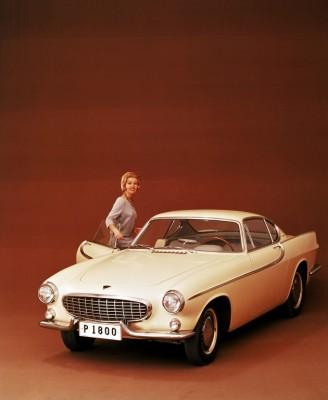 50. Geburtstag des legendären Volvo P1800