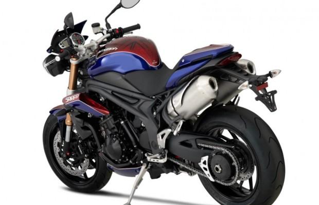 500 000 Triumph-Motorräder aus Hinckley