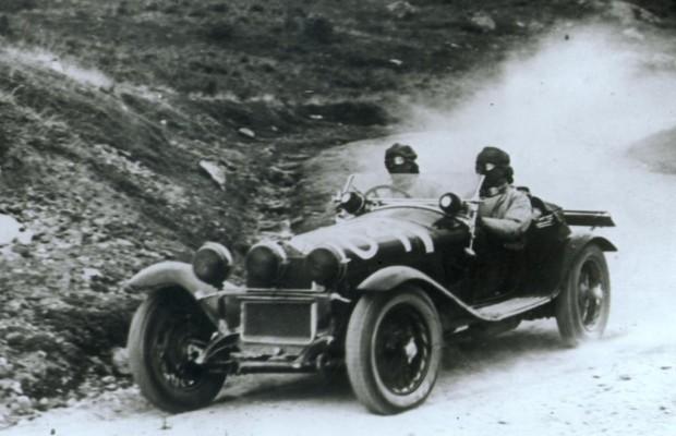 Alfa Romeo startet mit drei Raritäten bei der Mille Miglia