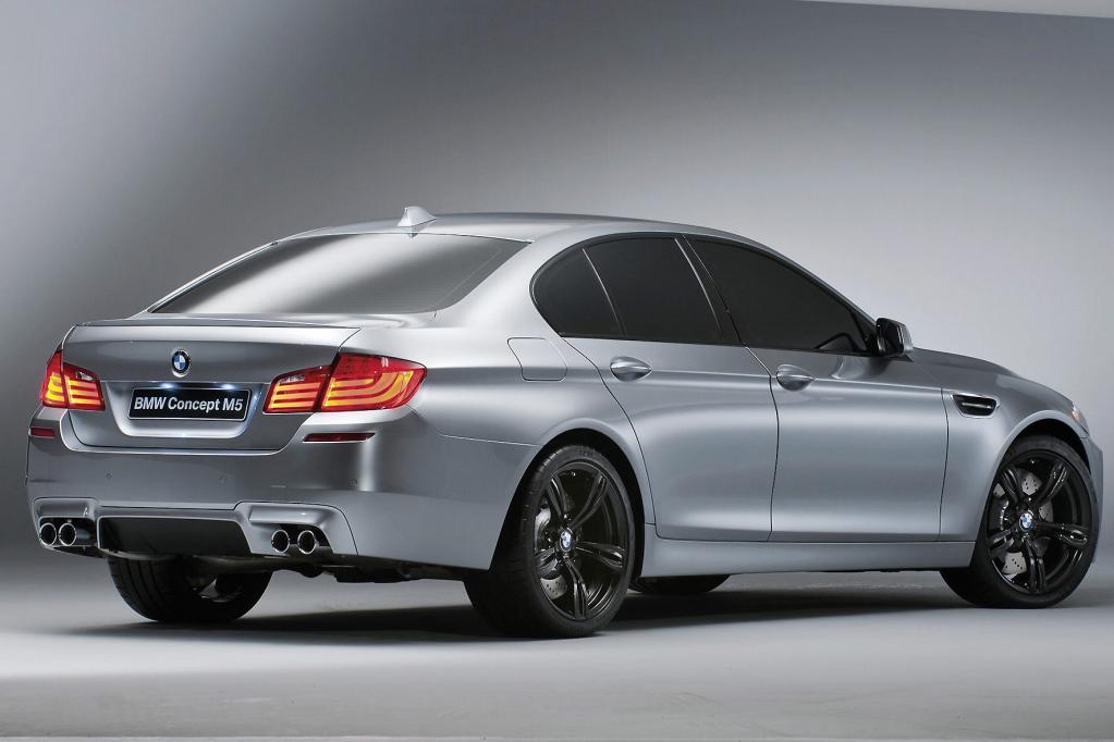 Als sicher gilt, dass der neue M5 auch mit Allradantrieb auf den Markt kommen soll.