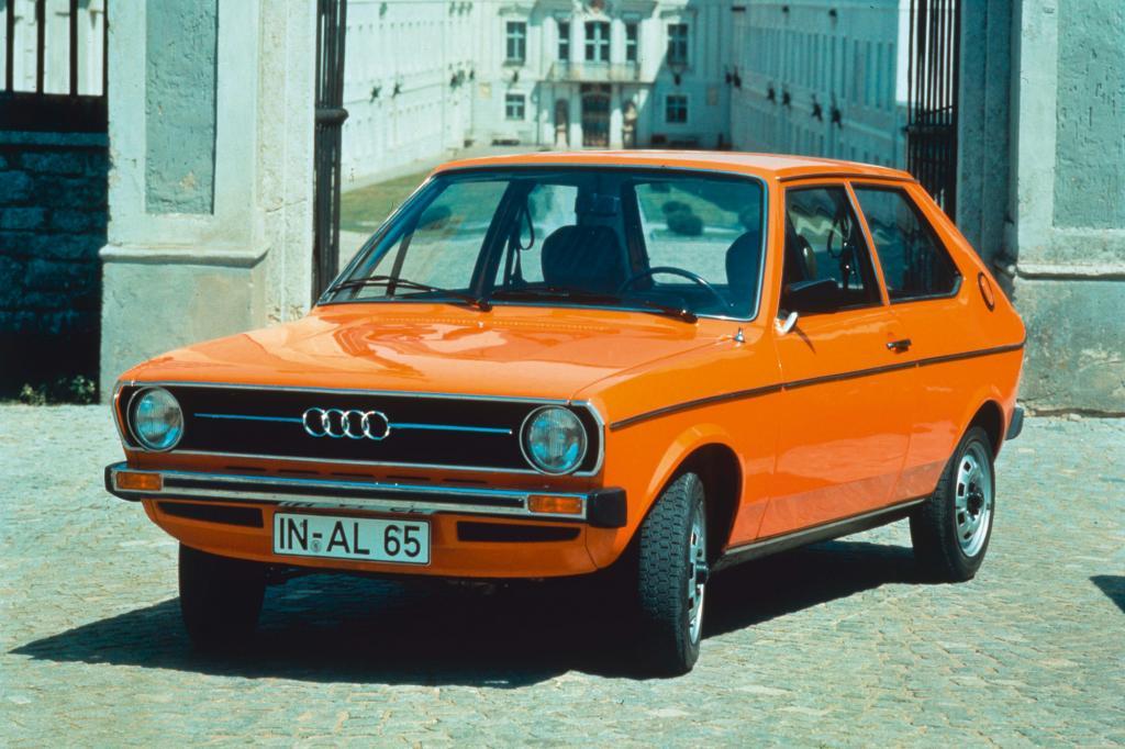 Audi 50 Jahr, 1974
