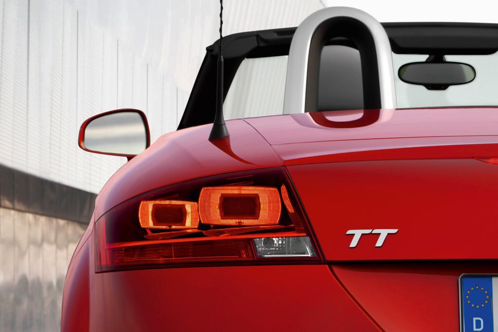 Audi TTS, 2011