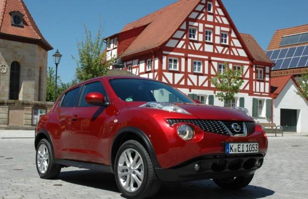 Aufstand der Kleinen: Bei Nissan führt dennoch Qashqai Verkäufe deutlich an