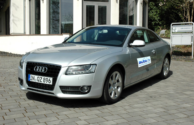 Auto im Alltag: Audi A5 Coupé 3.0 TDI - Formschön aber teuer