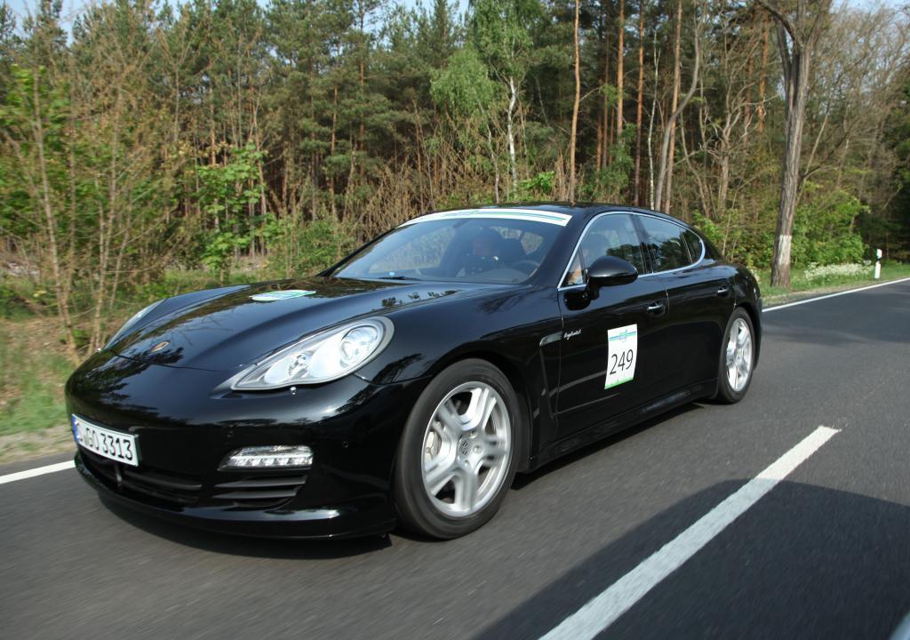 Challenge Bibendum 2011: Siege für Porsche und Renault