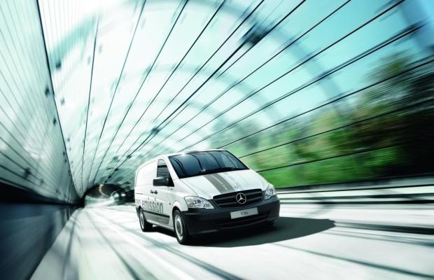 Challenge Bibendum: Nachhaltige Mobilität mit Mercedes-Benz Vito E-Cell