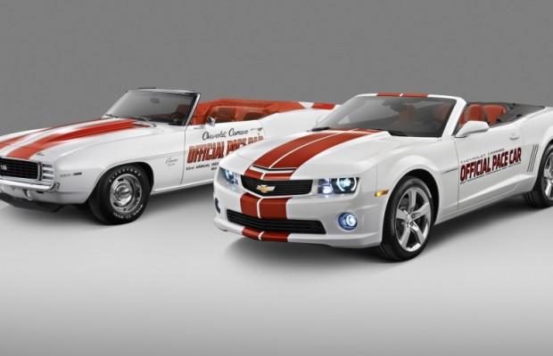 """Chevrolet und """"Indy 500""""-Rennen feiern 100 jähriges Jubiläum"""