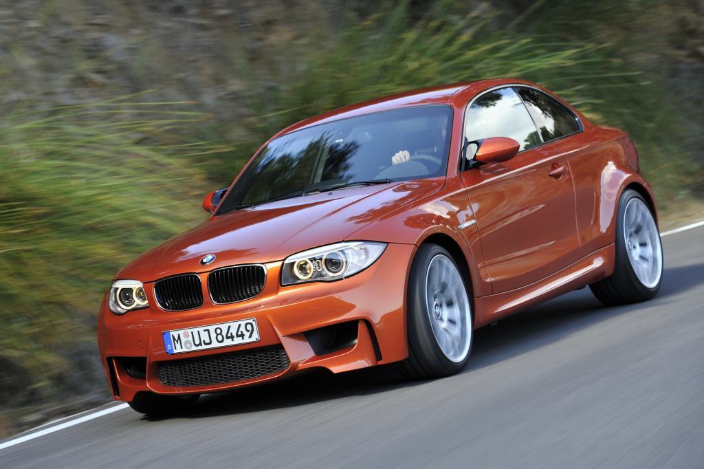 Der Sechszylinder des BMW 1er M wuchtet 500 Nm auf die Kurbelwelle