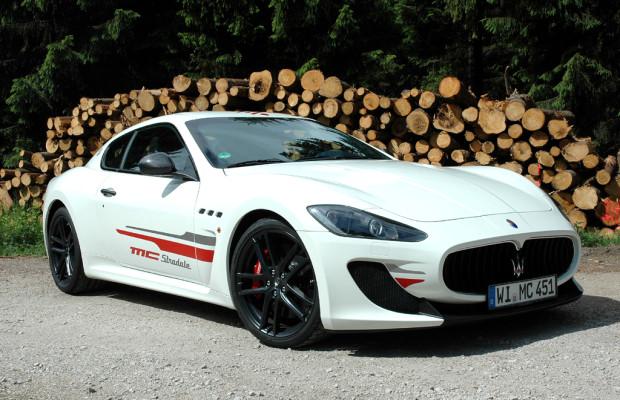 Der schnellste Dreizack: Maserati setzt mit Stradale neue Straßen-/Rennakzente