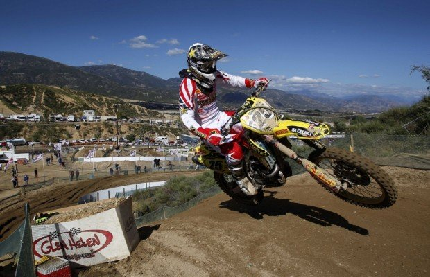 Desalle erobert FIM-Motorcross WM-Führung in Glen Helen