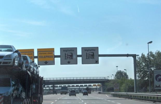 Die gefährlichsten Autobahnabschnitte Italiens