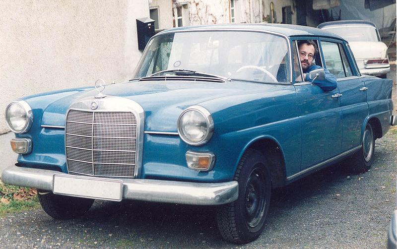 Ein Klassiker unter den Klassikern, der Mercedes Benz W110, Foto: Thomas Keller