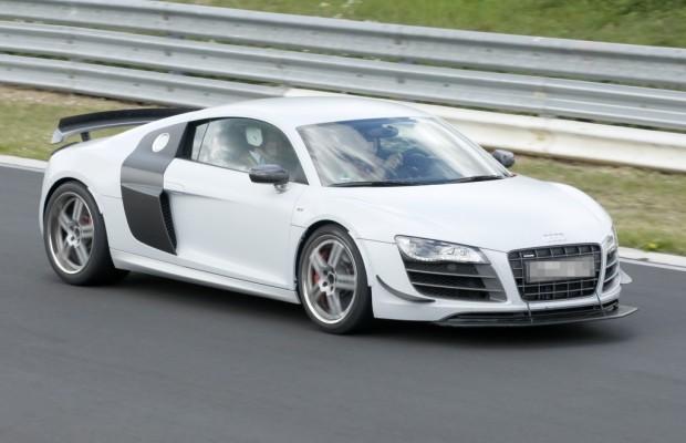 Erwischt: Audi R8 GT Track Edition – R8 für die Rennstrecke?