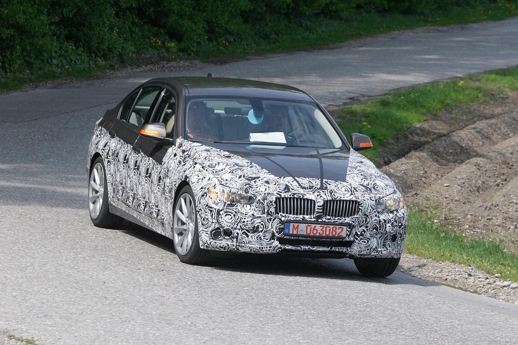 Erwischt: Erlkönig BMW 3er-Reihe – Schlanker und straffer, aber typisch BMW