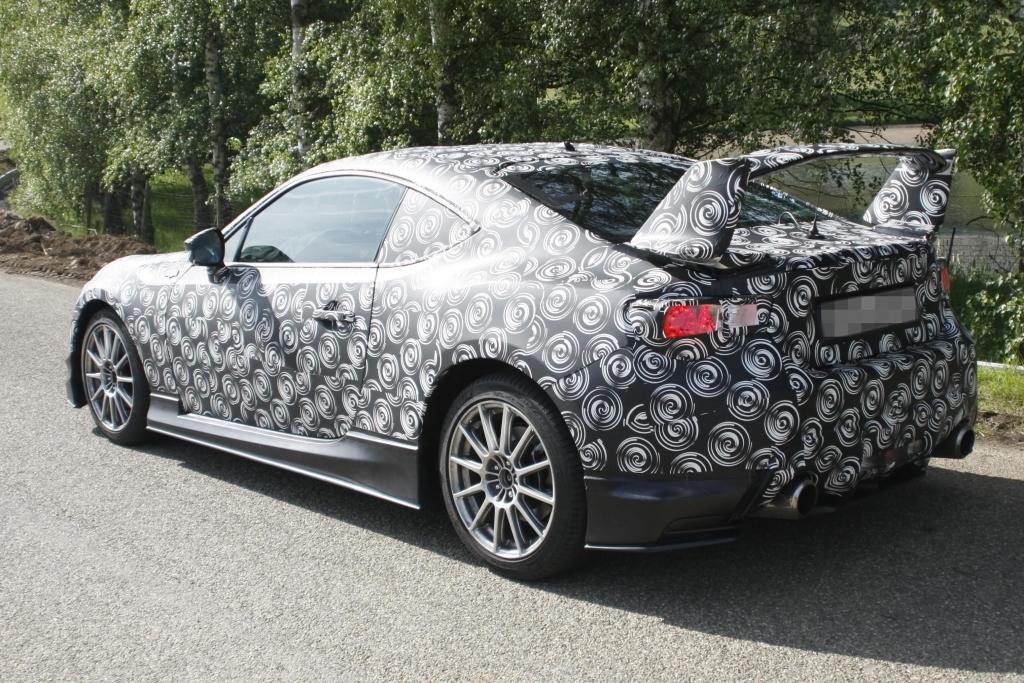 Erwischt: Toyota Celica Sportversion – Japanischer Heißsporn mit 270 PS