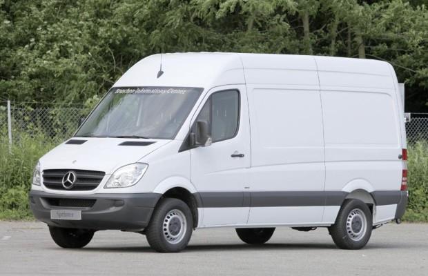 Europaweite Garantie für gebrauchte Mercedes-Transporter