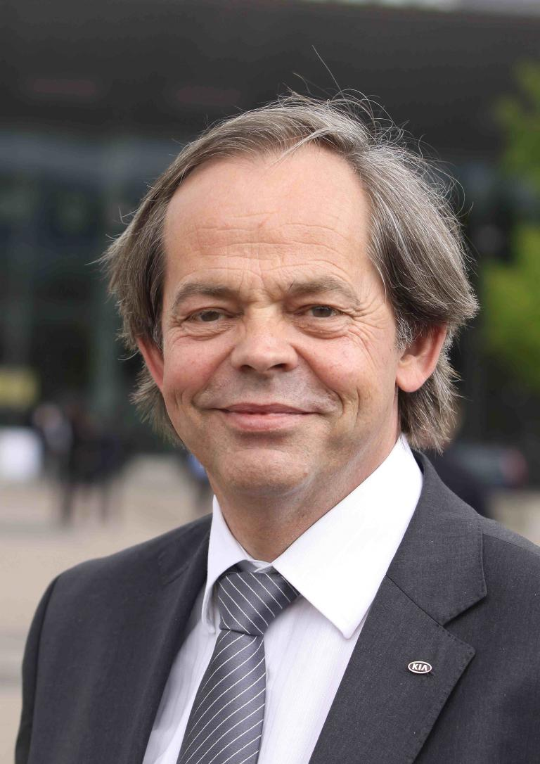 Evert Schimmel ist Director Sales & Dealer Operations bei Kia