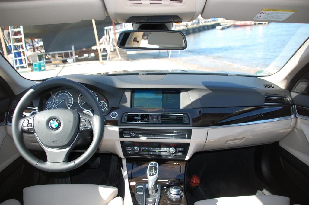 Fahrbericht BMW 528i Touring: Der Fast-Oberklasse-Kombi