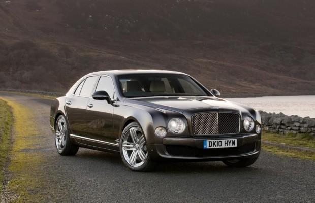 Fahrbericht Bentley Mulsanne: Für Chef und Chauffeur