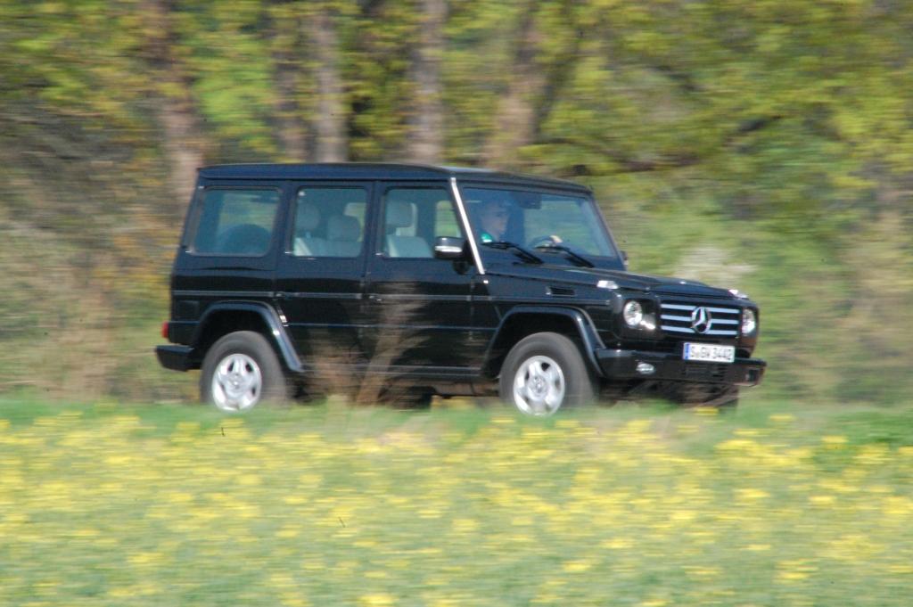 Fahrbericht Mercedes G 350 Bluetec – G-olden Oldie?