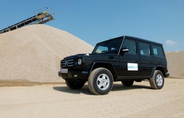 Fahrbericht Mercedes G 350 CDI Bluetec – G-olden Oldie?