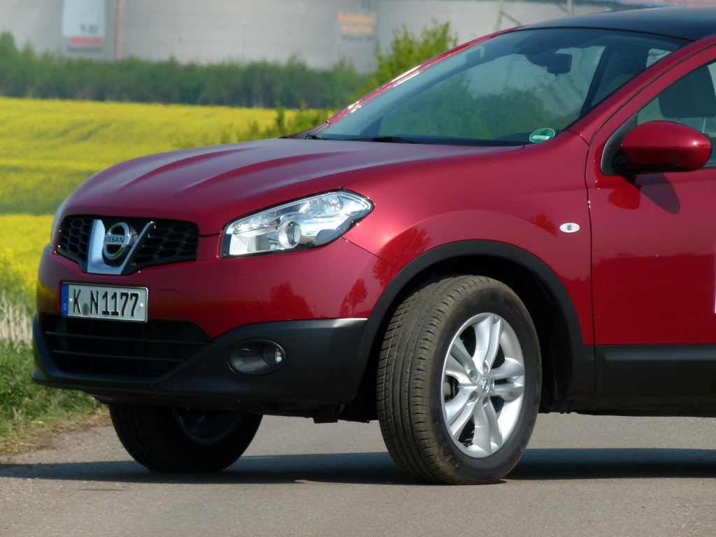 Fahrbericht Nissan Qashqai 1.6 Acenta: Crossover mit Charakter