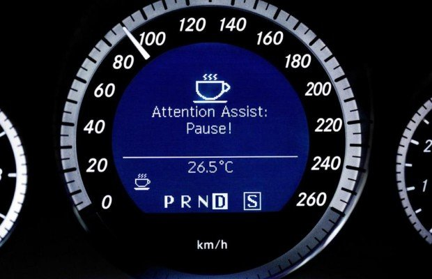 Fahrerassistenzsysteme müssen selten eingreifen