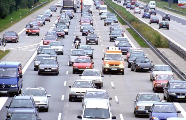 Feiertage sorgen für Verkehrsstaus
