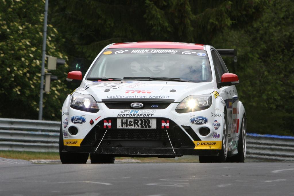 Ford Focus RS von der FH Köln Motorsport.