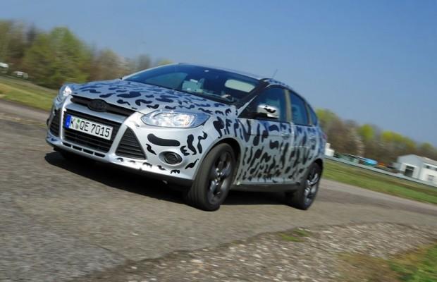 Ford Focus ST-Prototypen im Test: Mit 250 PS durch die grüne Hölle