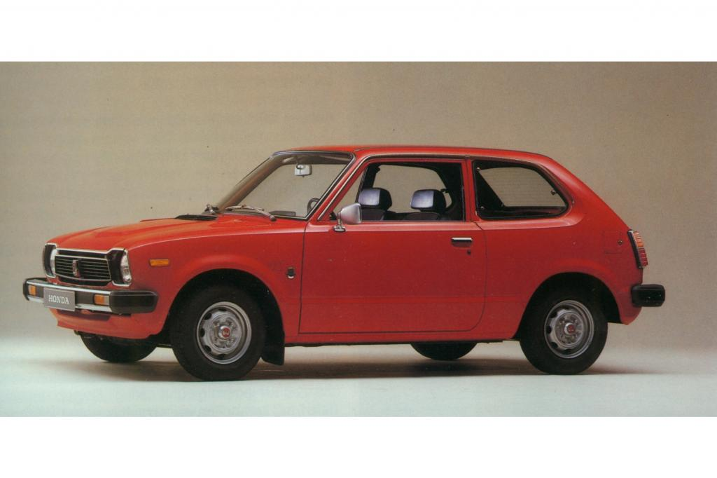 Honda Civic, 1973