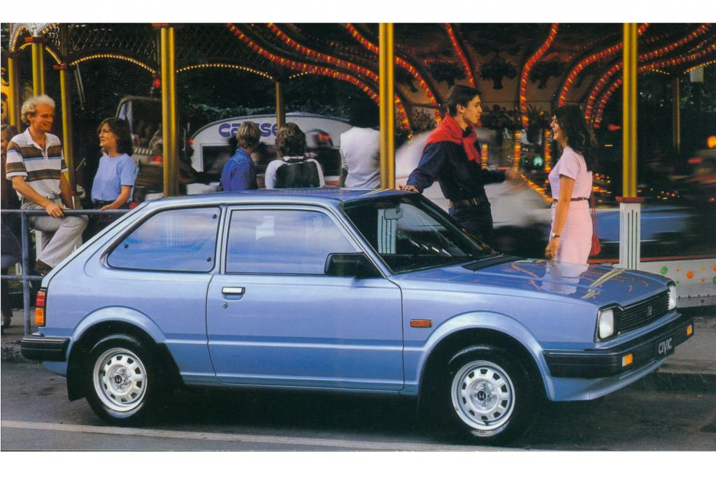 Honda Civic, 1979