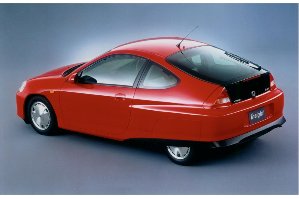 Honda Insight, 1999