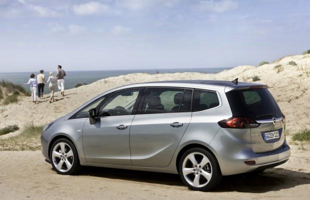 IAA 2011: Opel Zafira Tourer - Großer Bruder für den Zafira