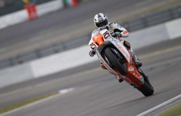 IDM: Zwei Siege für KTM