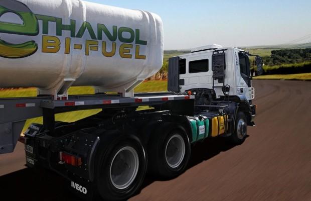 Iveco testet Trakker Bi-Fuel mit Ethanol-Diesel